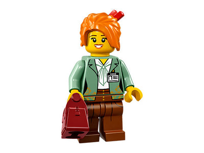 Misako – The LEGO NINJAGO Movie LEGO Minifigure