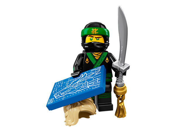 Lloyd – The LEGO NINJAGO Movie LEGO Minifigure