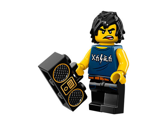 Cole – The LEGO NINJAGO Movie LEGO Minifigure