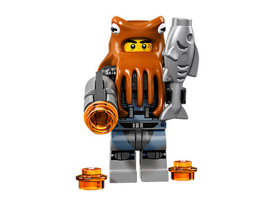 Shark Army Octopus – The LEGO NINJAGO Movie LEGO Minifigure