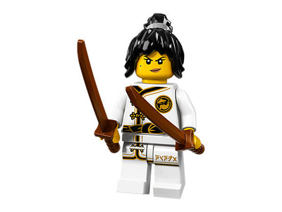 Spinjitsu Training Nya – The LEGO NINJAGO Movie LEGO Minifigure