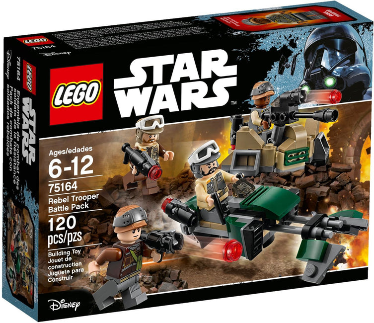 Lego 75164 Rebel Trooper Battle Pack