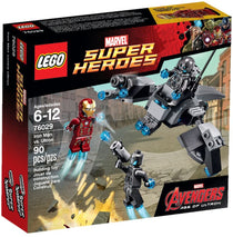 Lego Iron Man vs. Ultron - 76029