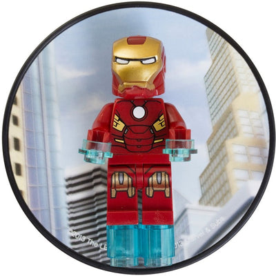 Lego Super Heroes Iron Man Magnet