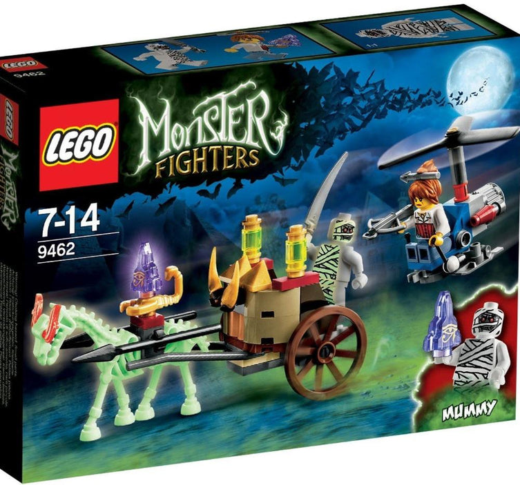 Lego 9462 The Mummy