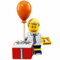 Birthday Party Boy – Series 18 Lego Minifigure