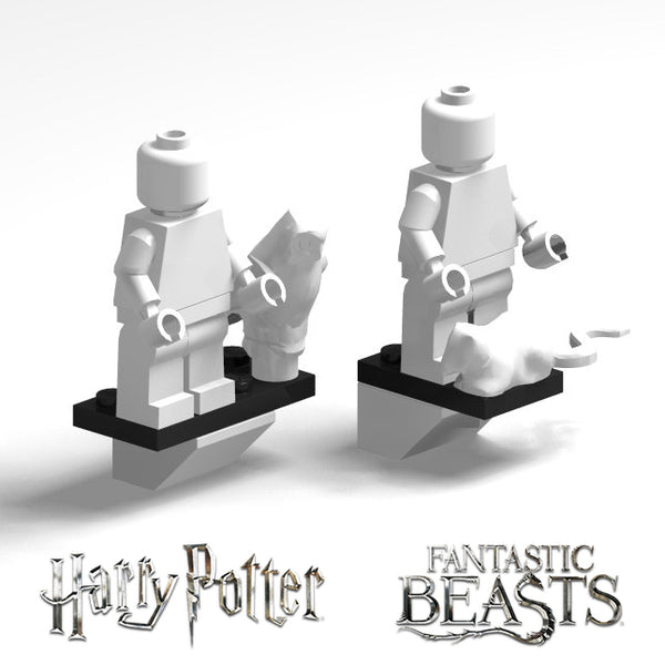 Frame for Lego® Harry Potter & Fantastic Beasts Series 1 Minifigures (Pack x2)