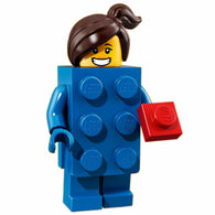 Brick Suit Girl – Series 18 Lego Minifigure