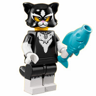 Cat Costume Girl – Series 18 Lego Minifigure