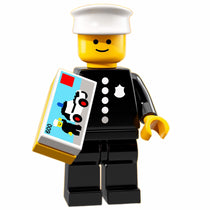 Classic Police Officer – Series 18 Lego Minifigure