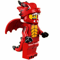 Dragon Suit Guy – Series 18 Lego Minifigure