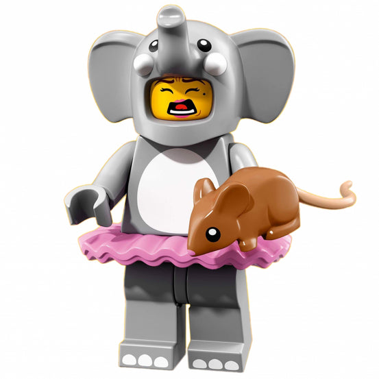 Elephant Girl – Series 18 Lego Minifigure