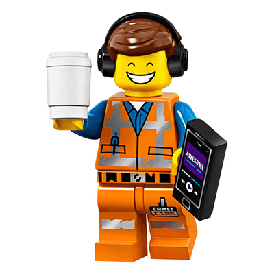 Awesome Remix Emmet – LEGO Movie 2 Minifigure