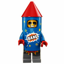 Firework Guy – Series 18 Lego Minifigure