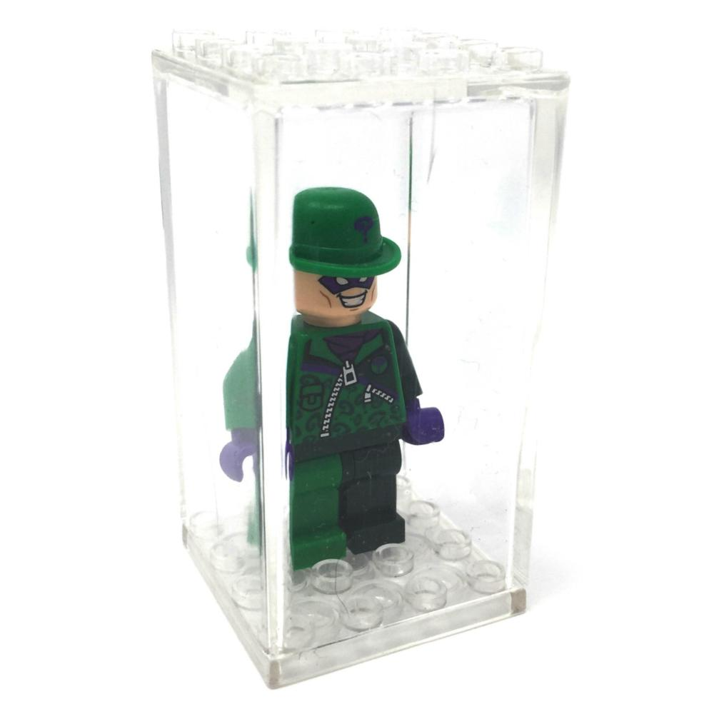 Lego Minifigure Display Box 4x4