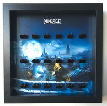 Frame for Lego® Ninjago Minifigures