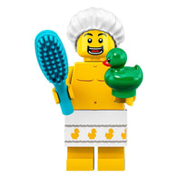Shower Guy – Series 19 Lego Minifigure