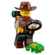 Jungle Explorer – Series 19 Lego Minifigure