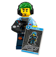 Video Game Champ – Series 19 Lego Minifigure