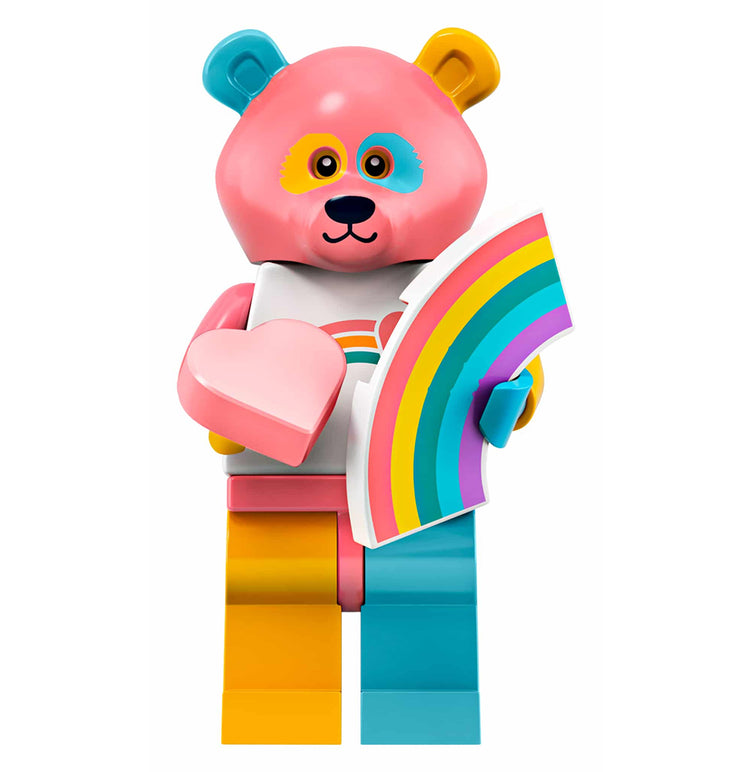Bear Costume Guy – Series 19 Lego Minifigure