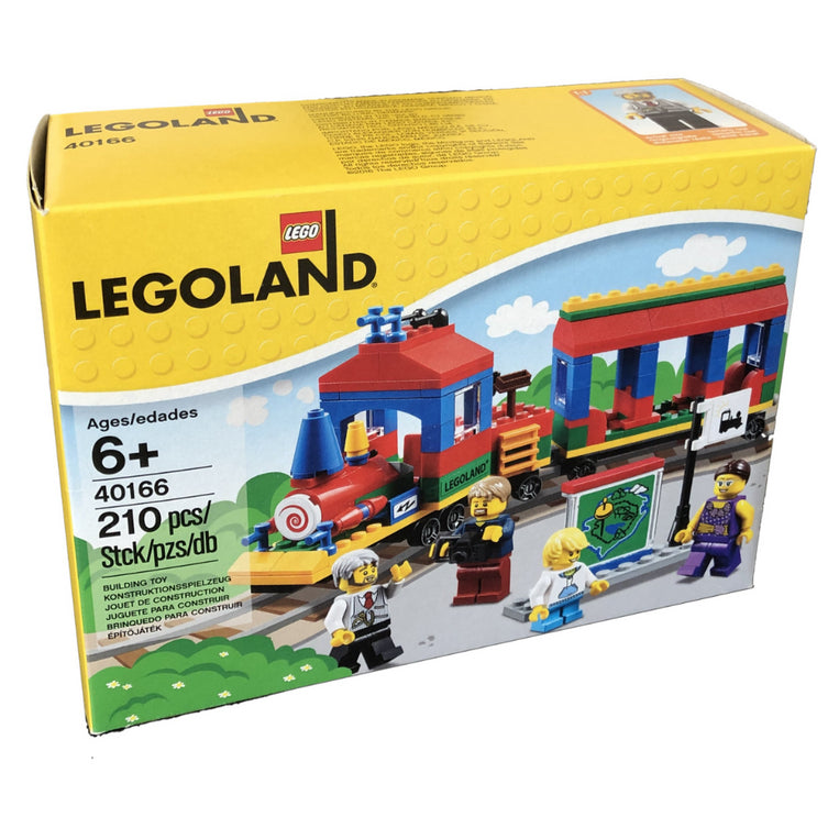 Lego 40166 Legoland Train Exclusive