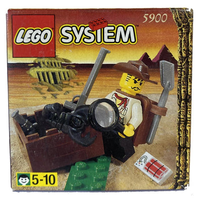 Lego 5900 Adventurer - Johnny Thunder