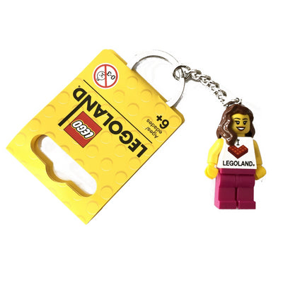 Lego 851330 I Love LEGOLAND keychain, Female Exclusive