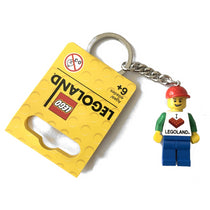 Lego 851332 I Love LEGOLAND keychain, Male Exclusive