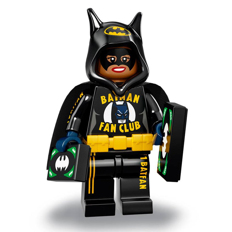 Soccer Mom Batgirl – The BATMAN Movie series 2 LEGO Minifigure
