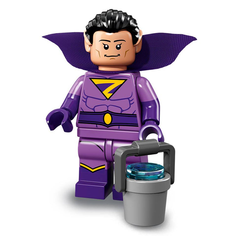 Wonder Twin (Zan) – The BATMAN Movie series 2 LEGO Minifigure