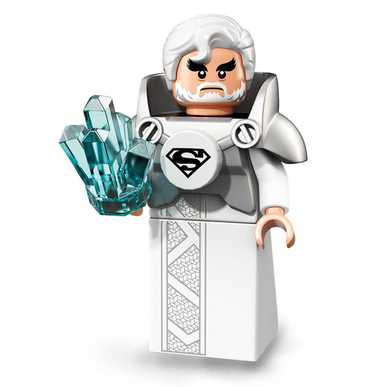 Jor-El – The BATMAN Movie series 2 LEGO Minifigure