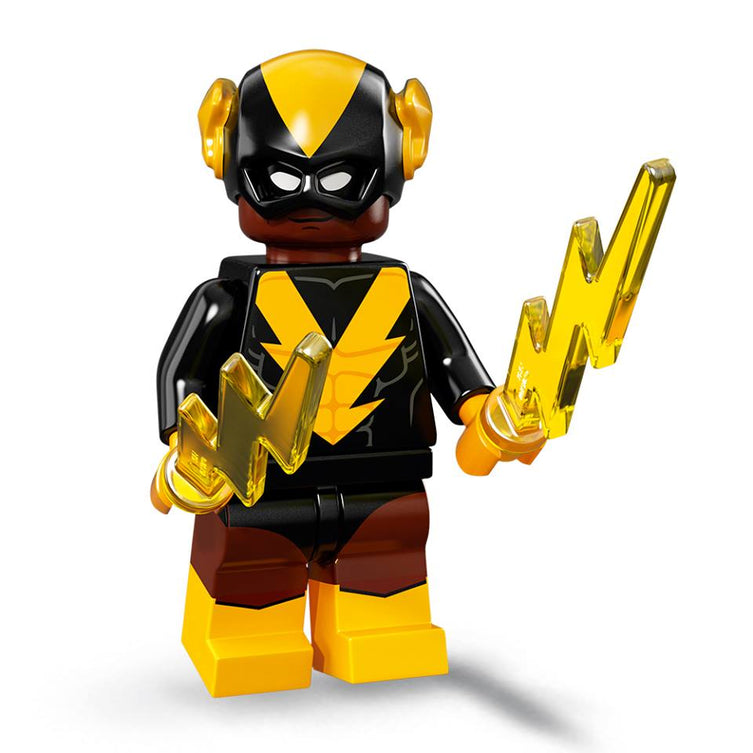 Black Vulcan – The BATMAN Movie series 2 LEGO Minifigure