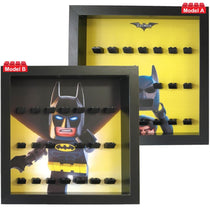 Frame for The Lego® Batman Movie Minifigures
