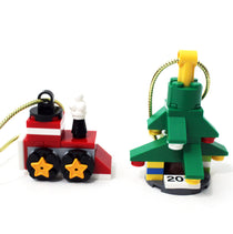 Christmas Pack (Train + Tree Ornament)
