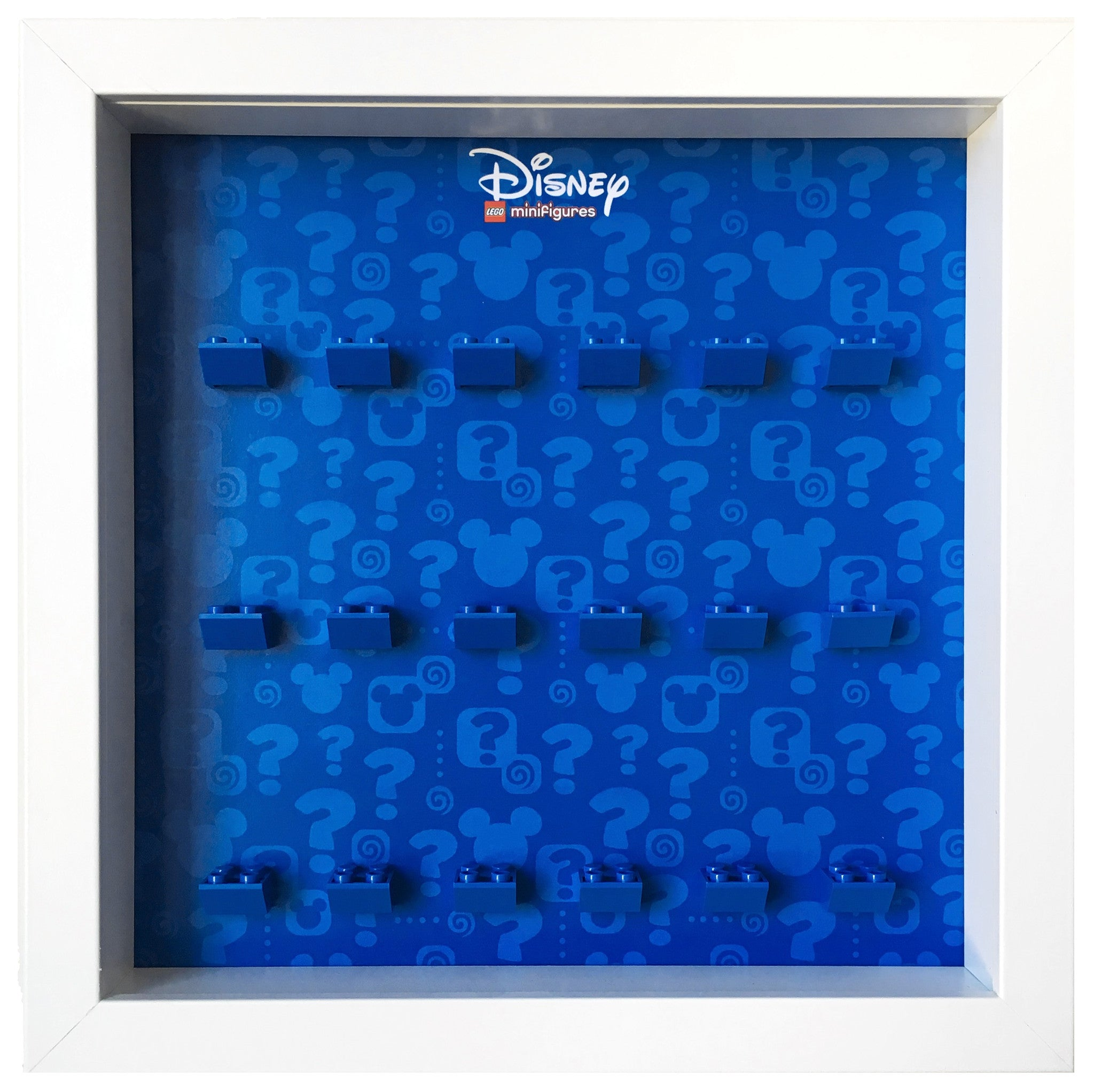 Lego Disney Minifigures frame 71012 – Lego Minifigures Display