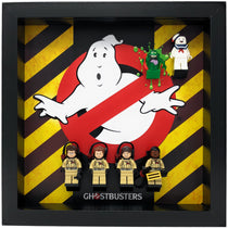 Frame for Lego Ghostbusters Minifigures