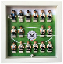 DFB German Football Team Lego Minifigures frame ⚽