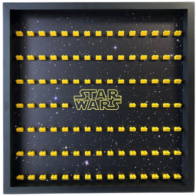 Star Wars Large Display Frame for Lego Minifigures