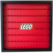 Logo Large Display Frame for Lego Minifigures