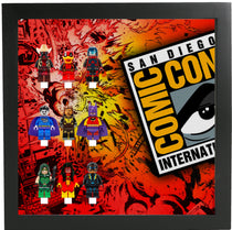 Frame for Lego® SDCC Minifigures