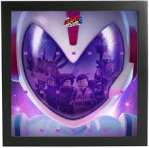 Sweet Mayhem Frame for The Lego Movie 2 Minifigures
