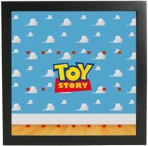 Frame for Lego Toy Story Minifigures