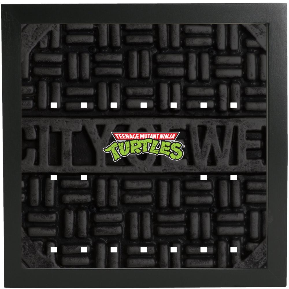 Teenage Ninja Turtles Frame For Minifigures Display Frames For