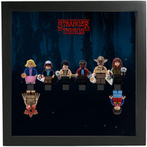Frame for Lego Stranger Things Minifigures