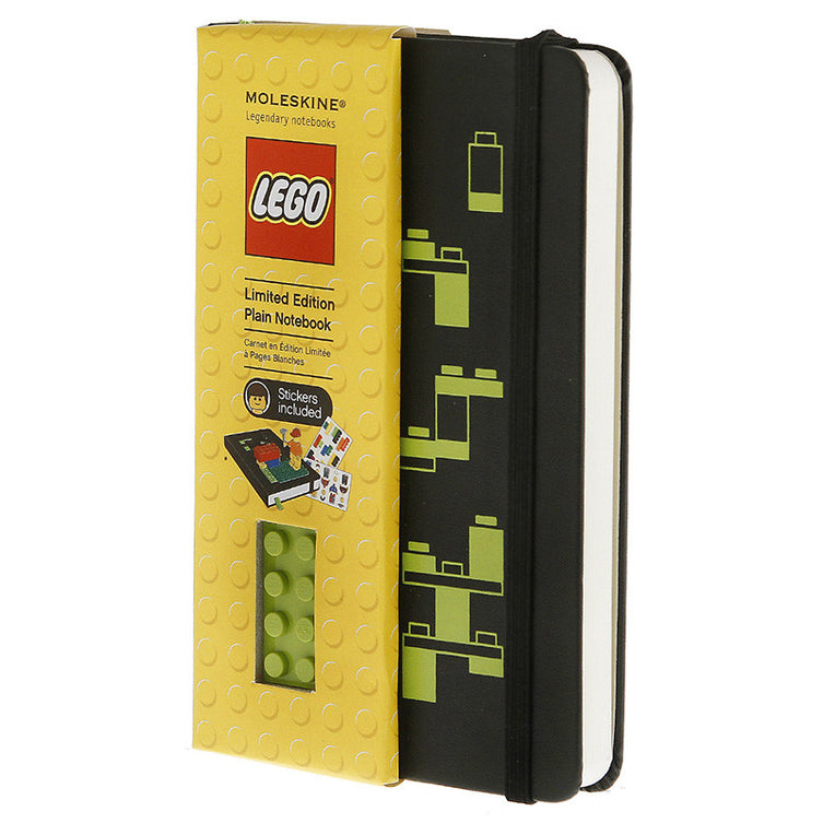 LEGO Moleskine - Limited Edition Notebook - Pocket - Lego Green ...