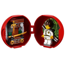 Lego Ninjago Movie - Kai's Dojo Pod