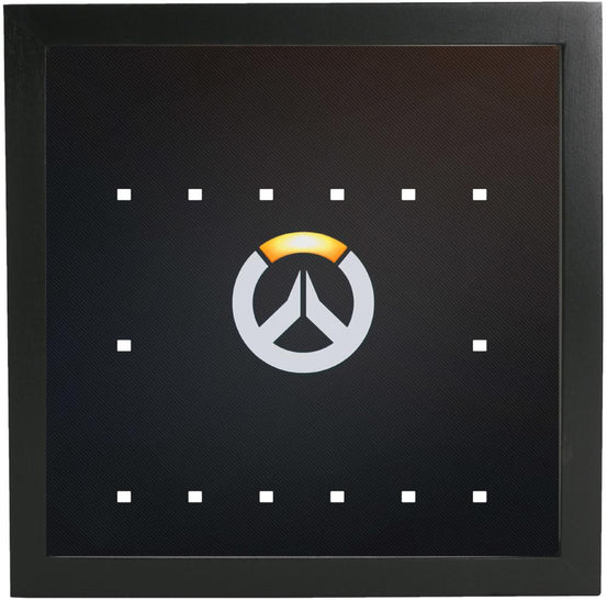 Lego Minifigures Display Frame  Lego Overwatch Minifigures