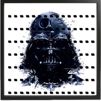 Star Wars Darth Vader Large Display Frame for Lego Minifigures
