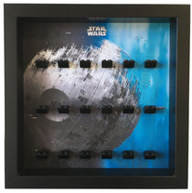 Lego Star Wars Death Star Minifigures frame