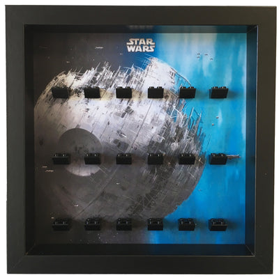 Death Star Frame for Lego® Star Wars Minifigures